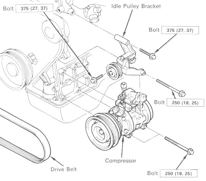 Toyota Mr2 Ac Diagram