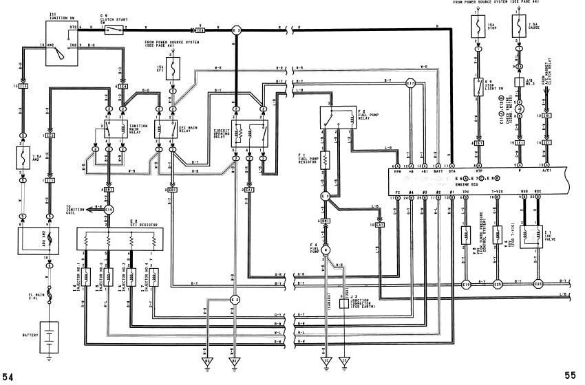 Mr2 3sgte Wiring Diagram The Wiring – Toyota Mr2 Wiring Diagram